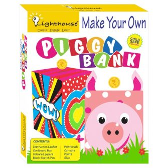 diy activity kits make your own piggy bank