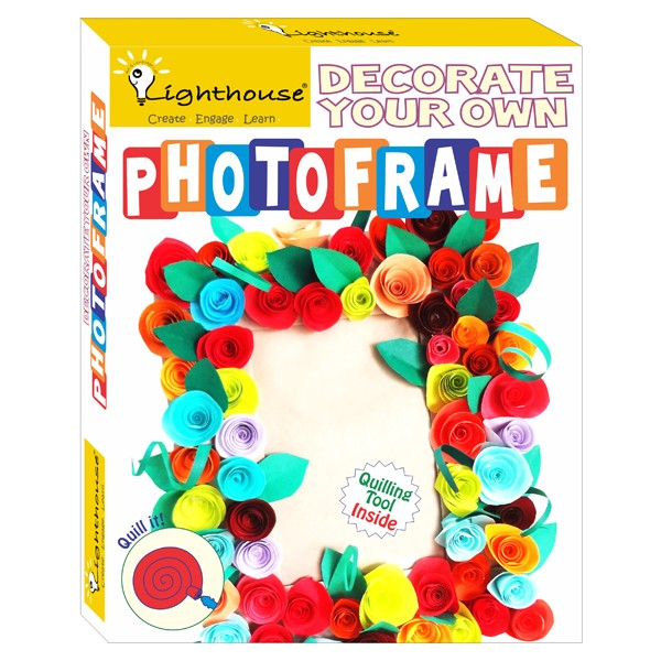 New Photoframe Quilling